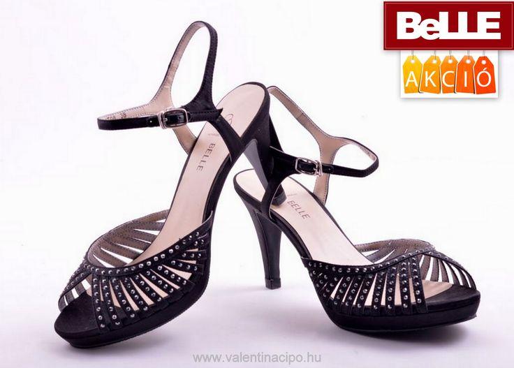 BeLLE alkalmi cipő ajánlatunk, a fontosabb ünnepi pillanatokra :) A Valentina Cipőboltokban és Webáruházunkban további BeLLE lábbelikből egyszerűen vásárolhat :)  http://valentinacipo.hu/2vt-06-0  #BeLLE #BeLLE_webshop #BeLLE_cipőbolt