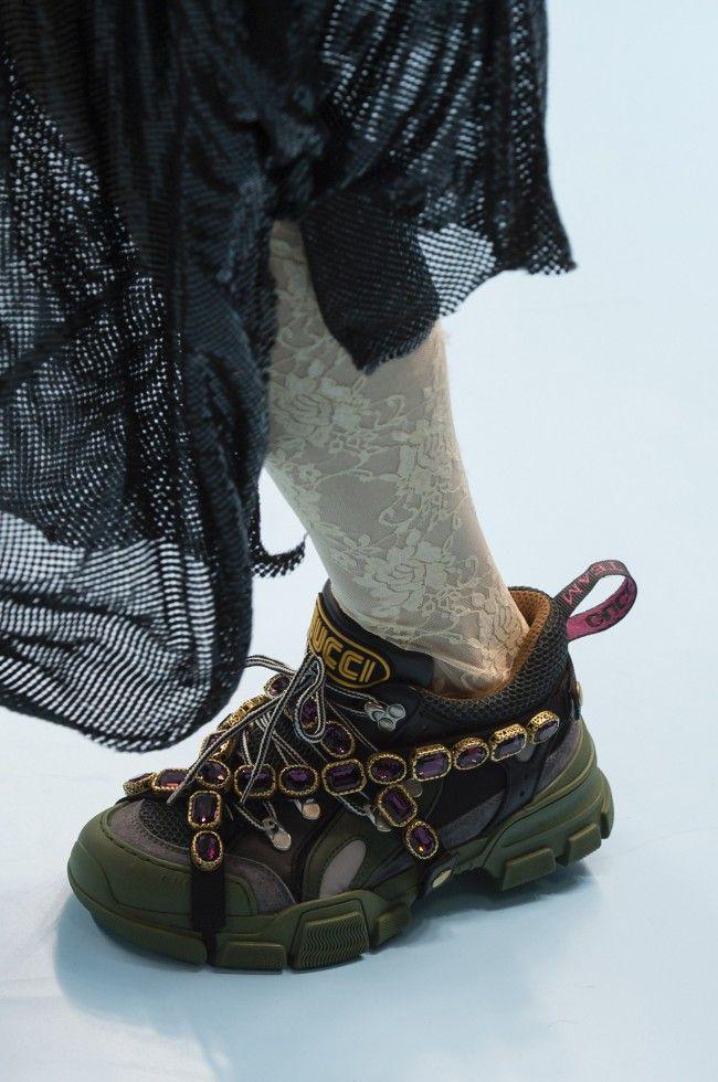 1d91f323a55c2a Milano moda donna: cosa indosseremo il prossimo autunno inverno? Foto:  Gucci Autunno Inverno