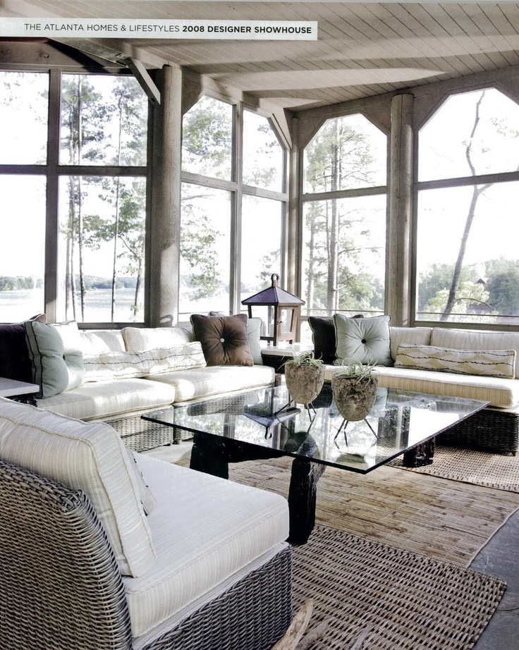 59 best Screened in porches images on Pinterest | Home ideas ...