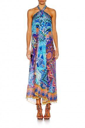 ALICE IN ESSAOUIRA MULTIWEAR WRAP DRESS $479