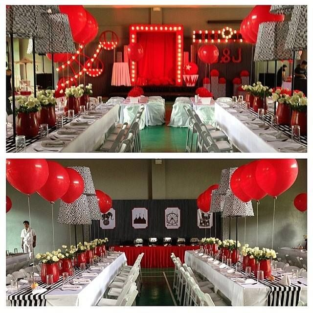Details we ohhhh so love from our latest taylor swift red tour theme birthday party