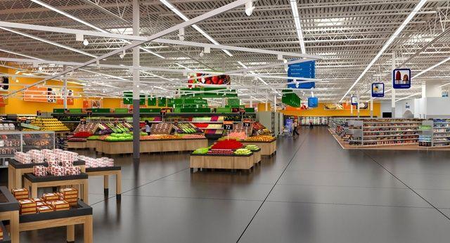 Chiến lược kinh doanh mới của Walmart