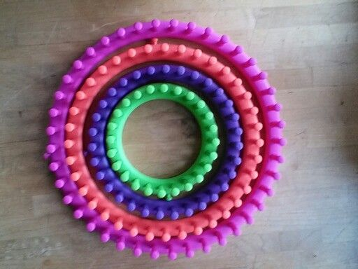 Quick Knit Loom Patterns : 1000+ images about Loom knitting on Pinterest