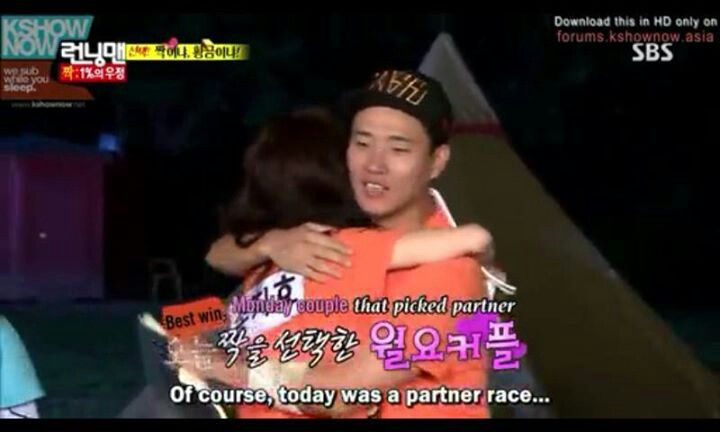 Monday couple dating in real life
