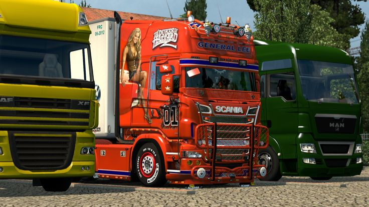 World of Trucks | Screenshot