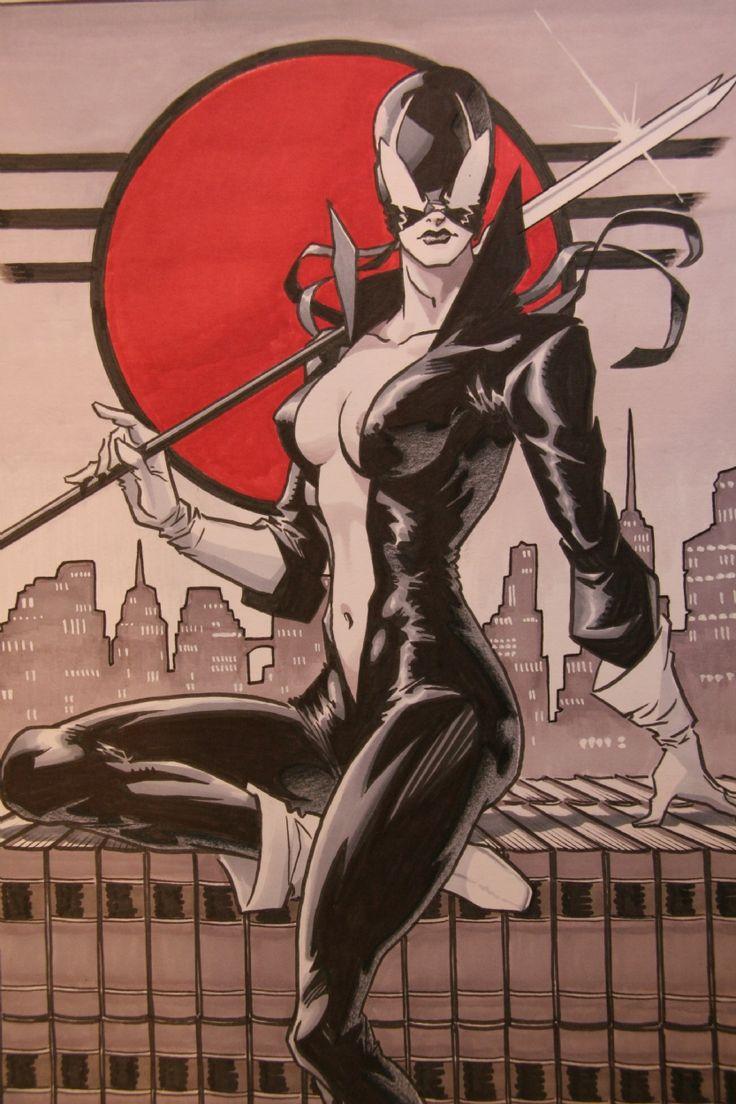 Matt Wagner - Christine Spar, regally Comic Art  Auction your Comics on http://www.comicbazaar.co.uk