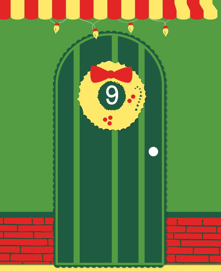 Day 9 - What treat's do you want to find under the tree? #benesweetshoppe