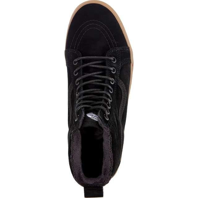 Vans Sk8 Hi Mte GT7 Black Gum czarne | Vans, Buty i Obuwie