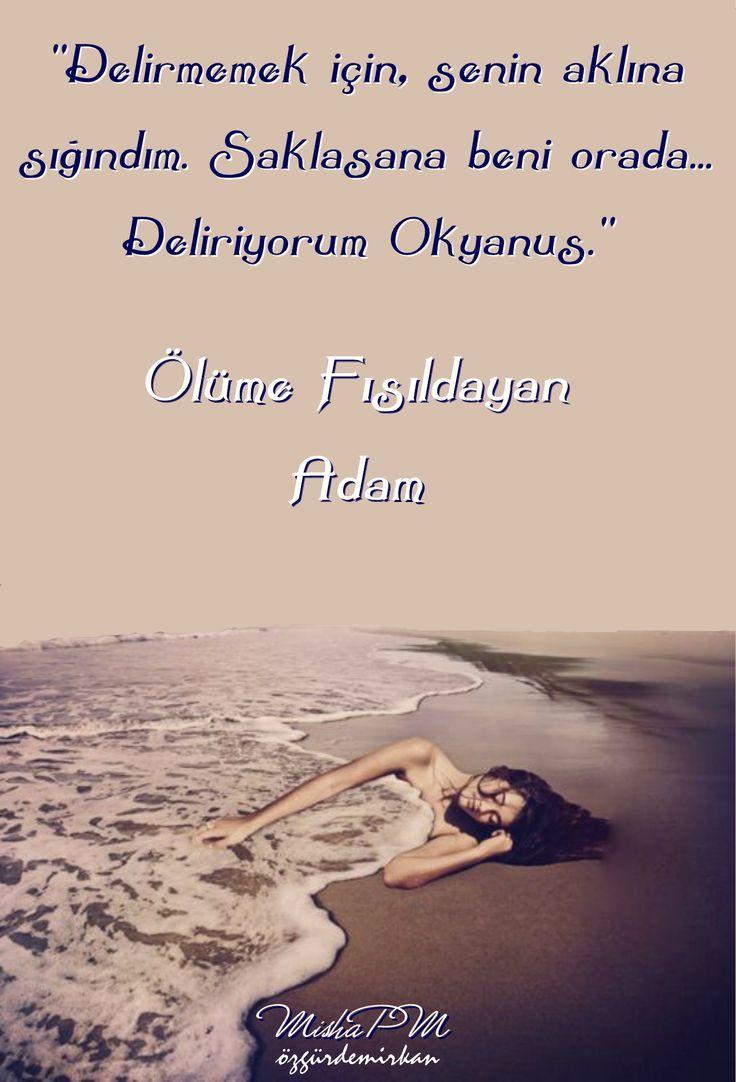 Wattpad Türkiye, Hikaye: Ölüme Fısıldayan Adam Yazar: MishaPM Karakter: Yosun Albağlar
