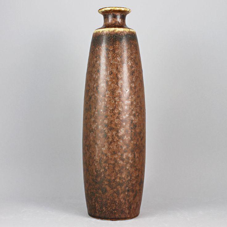 Carl-Harry Stalhane (SAK 1960s) Majestic Cylinder Vase