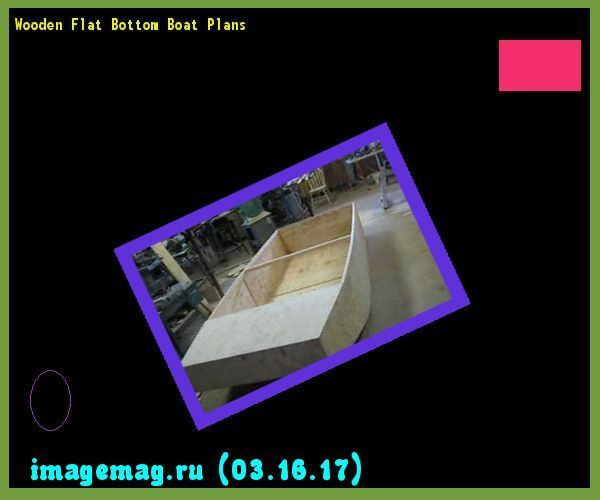 Wooden Flat Bottom Boat Plans   The Best Image Search
