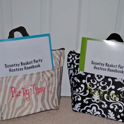scentsy basket party