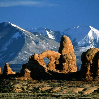 One of my favorite places on earth...Arches National Park.