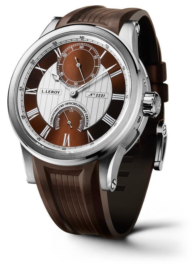 Basel 2013 - L.Leroy - Marine Chronometer