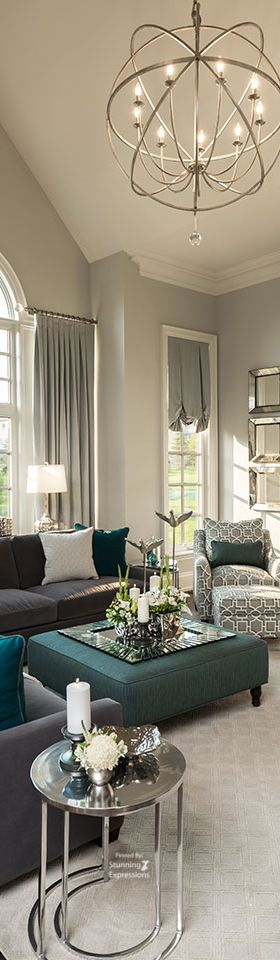 Cozy Living Rooms Invite You And Make You Want To Linger Longer.