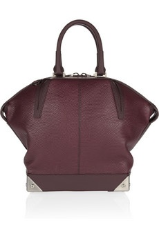 The Emile--in Oxblood, natch!