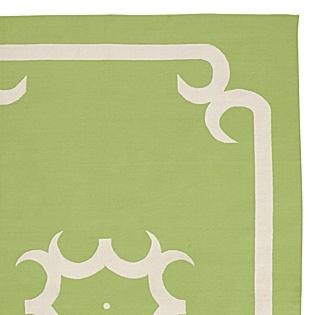 Green: Dining Room, Frames, Frame Rug, Nursery, Deco Rugs, Leaves