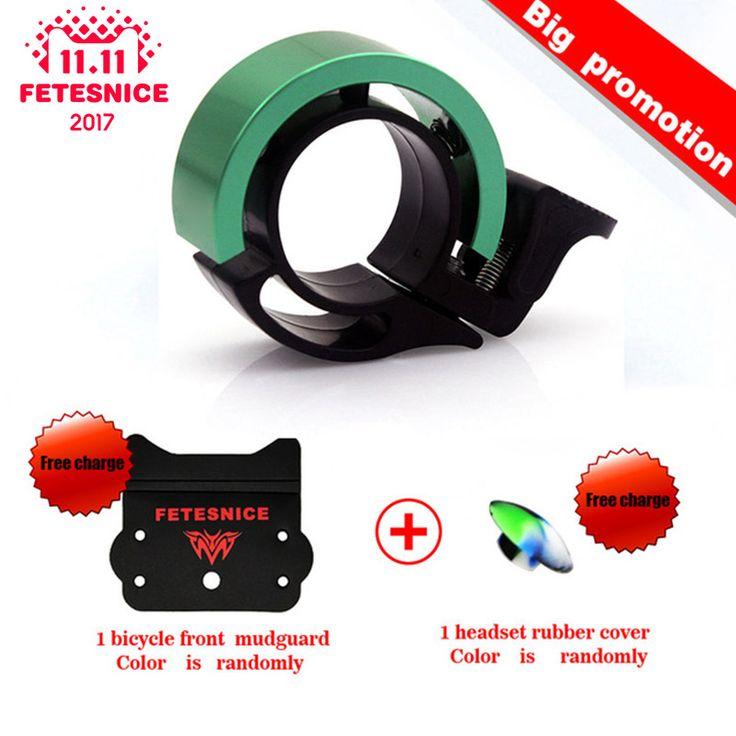 TWOOC Patentierte produkt fahrrad ring Unsichtbare fahrradglocken Cnc-aluminiumlegierung Metall Umwelt 22,2-24mm fahrradklingel