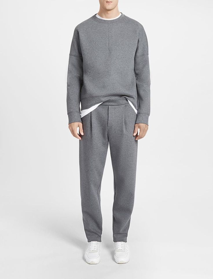 """JOSEPH"" Neoprene Jog Trouser at Joseph"