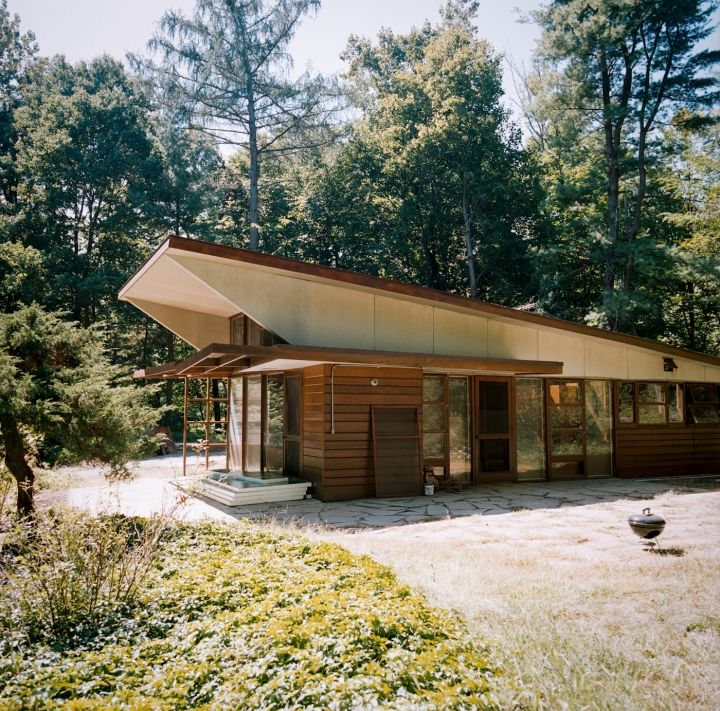 Frank Lloyd Wright Pupil Kaneji Domoto S Eco Friendly Usonia Homes