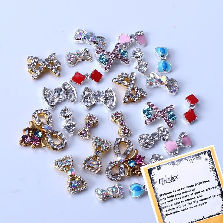 Best Christmas Gift For You Ladies Beauty Box 3d Nail Art Red Snowman Design Alloy Reusable DIY Nail Decorations 26 pieces *** To view further for this item, visit the image link.