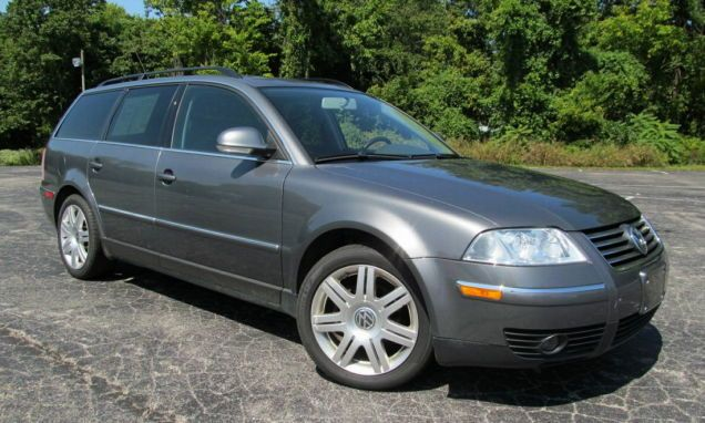 For $5,999, Could This 2005 VW Passat TDI Get Passable?