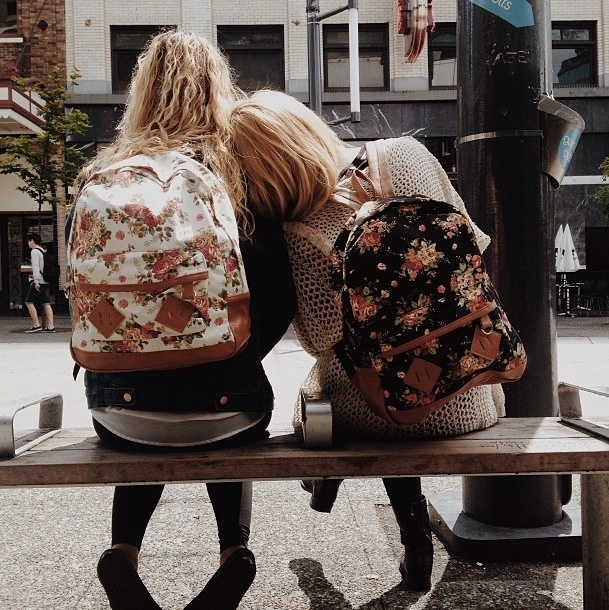 Brandy backpack babes ❤