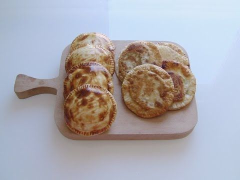 Pasteles de calabacín con jamón y queso - YouTube
