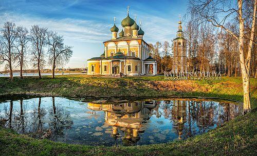 Фотограф Юлия Батурина (Yuliya Baturina) - Преображенский собор #1829746. 35PHOTO