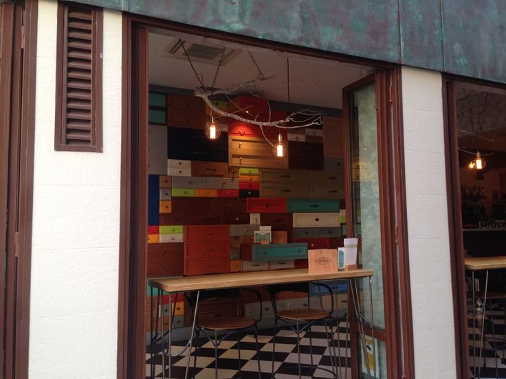 Our favourite little cafe in Zaragoza, Spain