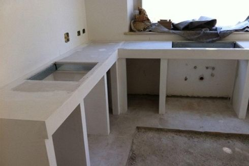 57 best images about ytong gasbeton betoncell on pinterest woods built ins and search - Top per cucina in muratura ...