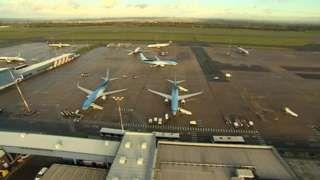 East Midlands Airport: Weekend closures begin for runway work