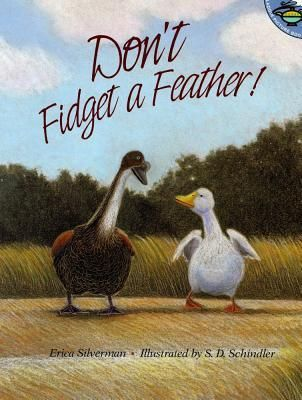 Duck and Gander compete in a