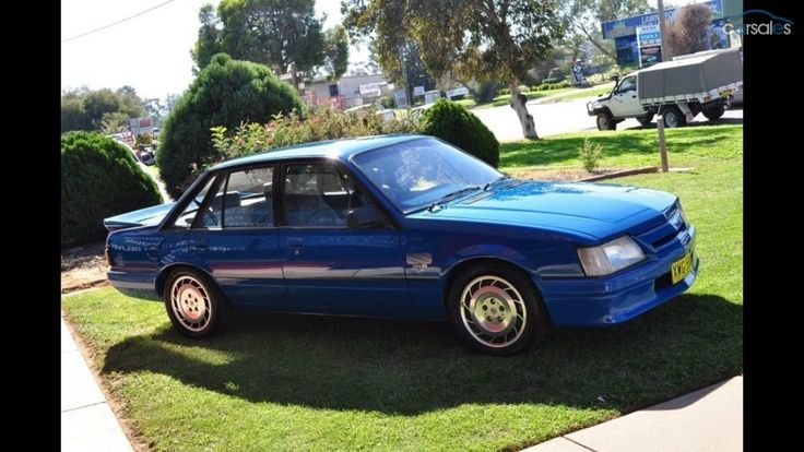 1985 Holden Commodore VK SS Group A