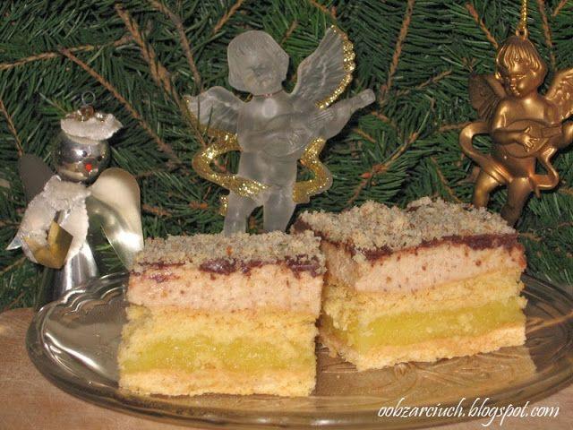 Obżarciuch: Ciasto niebo w gębie