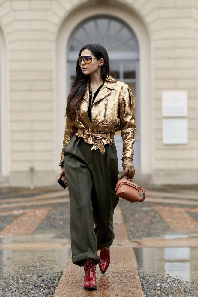 53700860822 Уличная мода  Уличный стиль на неделе моды в Милане сезона осень-зима 2018- 2019