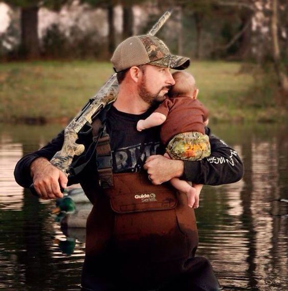 18 Baby Names for Your Little Outdoorsman