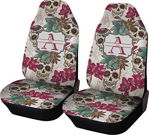 Sugar Skulls & Flowers Custom Car Seat Covers (Set of Two), http://www.amazon.com/dp/B0104Z8MJ6/ref=cm_sw_r_pi_awdm_puTTvb00MYR6V