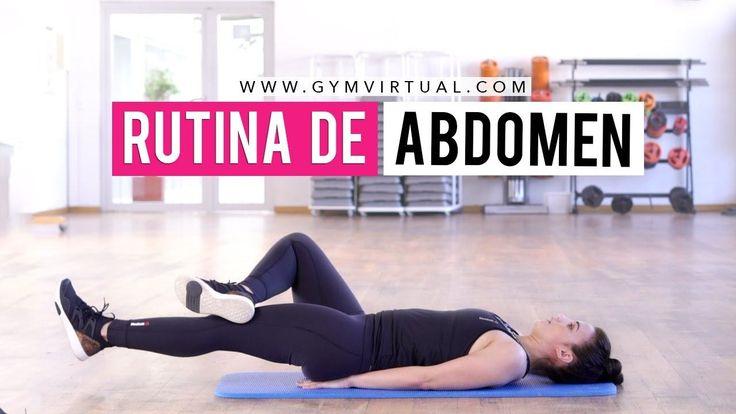 Rutina de abdominales inferiores   Marcar abdomen