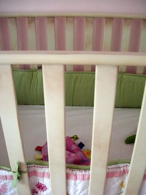Federal Safety Standards for Crib Dimensions. Good to know for crib sheets and bumpers