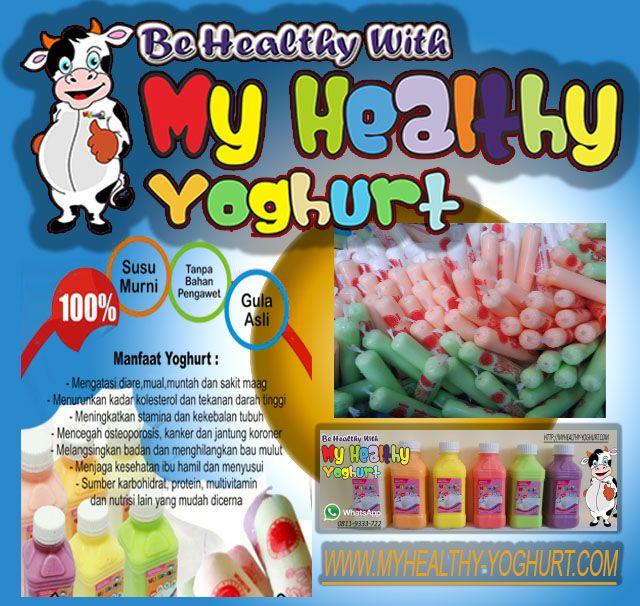 My Healthy Yoghurt