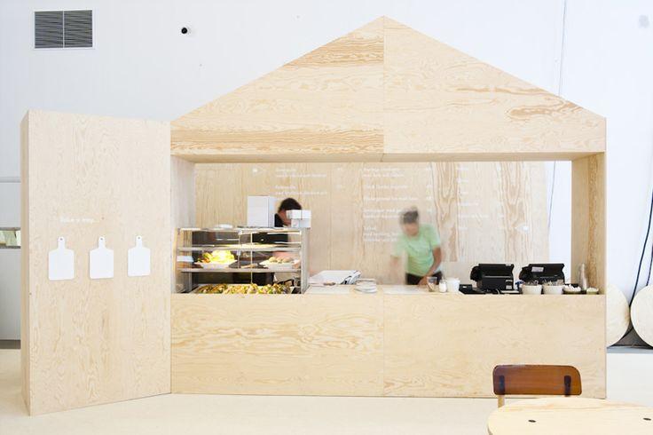 Designbar at the Stockholm Furniture Fair 2011