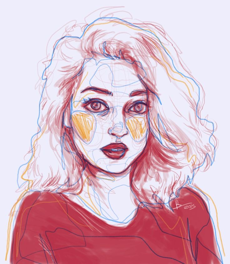 liana peychev colour scheme and sketchyness  CHEEK HIGHLIGHT THINGIE