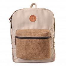 Evrawood Sidney Backpack Misty Beige