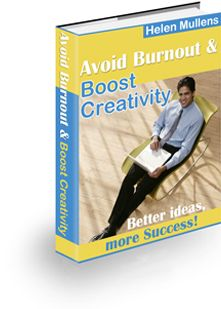 Avoid Burnout and Boost Creativity!