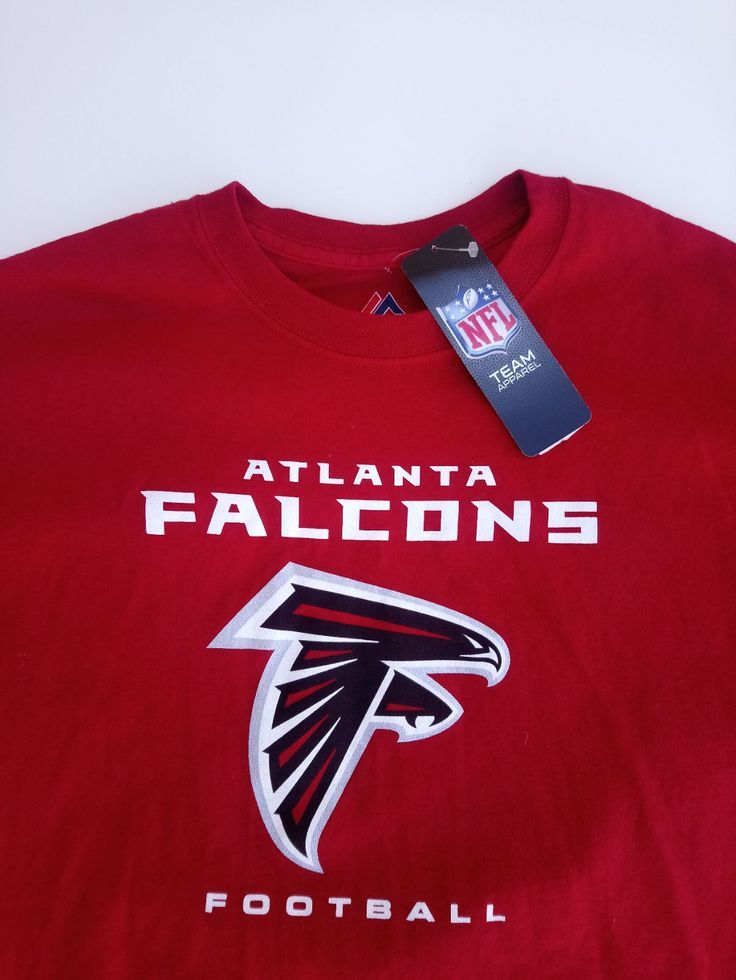 Atlanta Falcons Shirts Nfl In 2020 Atlanta Falcons T Shirt Atlanta Falcons Shirts Atlanta Falcons Clothes
