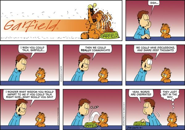 Garfield for 9/1/2013