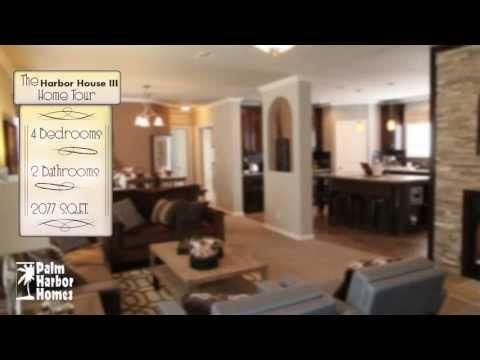 The Bonanza Flex living room by Palm Harbor Homes