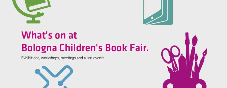 The best venue for children's publishers to meet