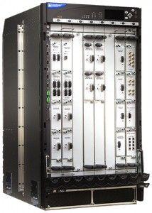 Juniper M320BASE + PWR-M-DC-BB Multiservice Edge Router